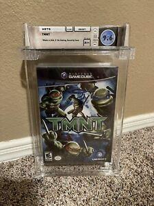 TMNT Gamecube Nintendo Factory Sealed WATA 9.6 A++ Teenage Mutant Ninja Turtles