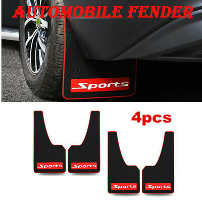 Top Quality Universal Hyundai Coupe Car Rubber Moulded MUDFLAPS Full set