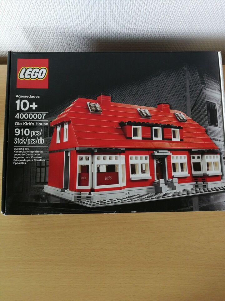 Lego Exclusives, 4000007
