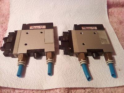 Smc Ezm101hf-k5l0z-q Vakuum Generator Skillful Manufacture Business & Industrial Other Hvac