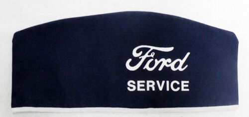 SERVICE HAT CAP NEW NEVER USED FORD MOTOR CO