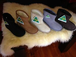 UGG-BOOTS-ABOVE-ANKLE-AUSTRALIAN-MADE-FROM-100-SHEEPSKIN-SIZE-4-13