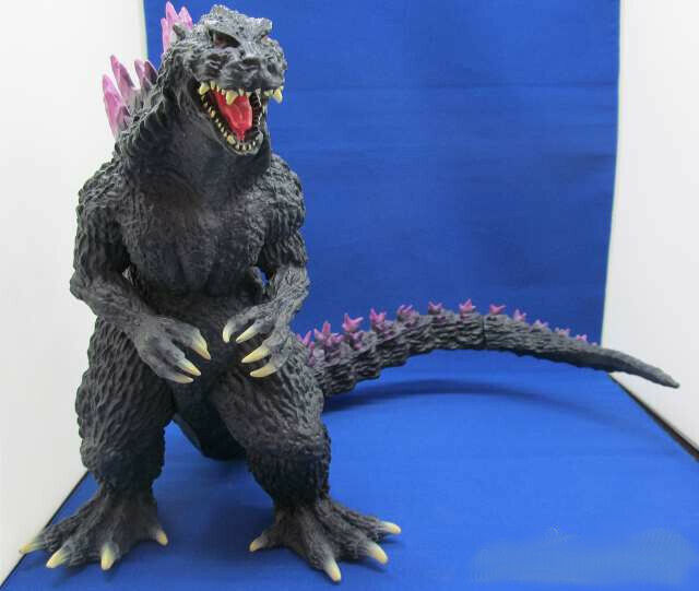 Bandai Godzilla 2000 Millennium 27cm Suave Vinilo Figura de Japón F   S