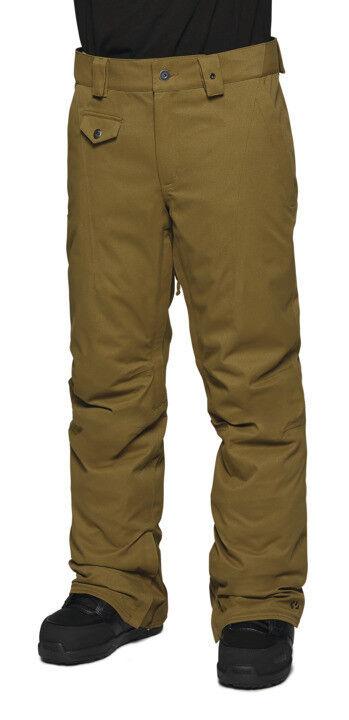 Thirtytwo Essex 10K Snowboard Hombre Pantalones Esquí Grande Cobre Nuevo