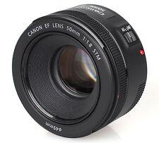 Canon EF 50mm f/1.8 STM lens canon 50 mm 1.8 STM