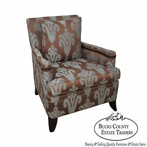 Image Is Loading Ferguson Copeland Clean Upholstered Lounge Chair