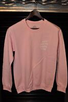 Anti Social Social Club know You Better Crew Neck - Pink