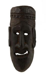 Maschera Nepal Di Himalaya Monpa Gurung Di Sciamano 9789 W4