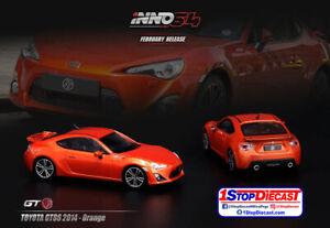 INNO64-1-64-2014-TOYOTA-GT86-IN-ORANGE-IN64-GT86-ORG-IN-STOCK-NOW