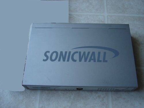 SonicWALL TZ 210 Firewall APL20-063 Fully Tested No Power Supply Transfer Ready