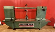Taft Peirce Bench Center 30 Nice Condition Mag Base Amp Indicator Included