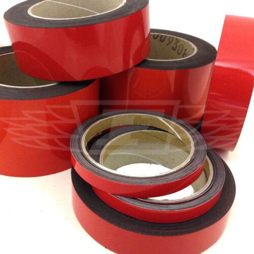 Dexion RED Magnetic PALETTA TRAVASO SCAFFALATURE pulire chiaro nastro magnetico
