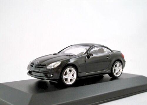 2004-2010  schwarz Rastar 1:43 R171 Mercedes-Benz SLK 55 AMG