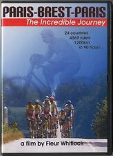 Paris - Brest - Paris (DVD 2003 cycling ride) Fleur Whitlock & Simon Doughty NEW