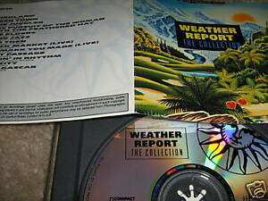 WEATHER-REPORT-The-Collection-CD-1990-2-Live-Tracks