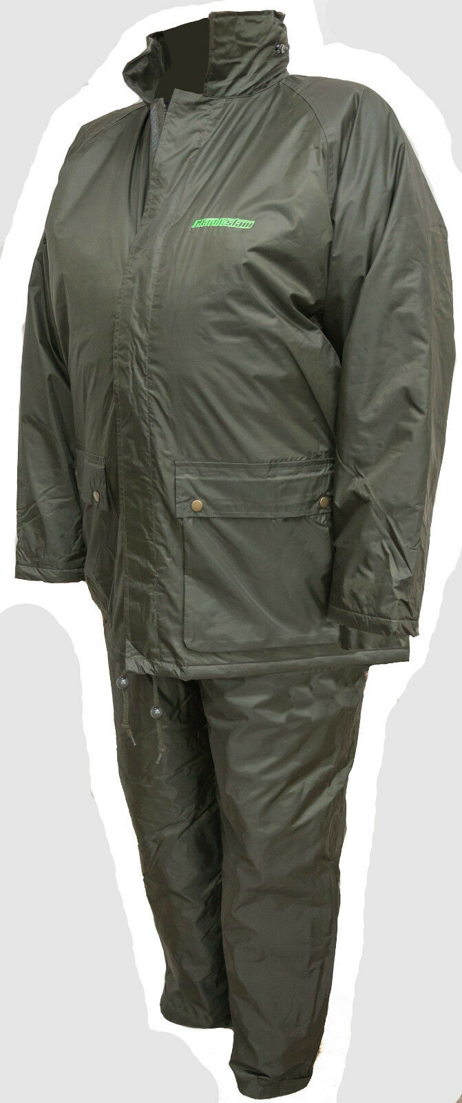 Two Piece Fishing Suit. XXL
