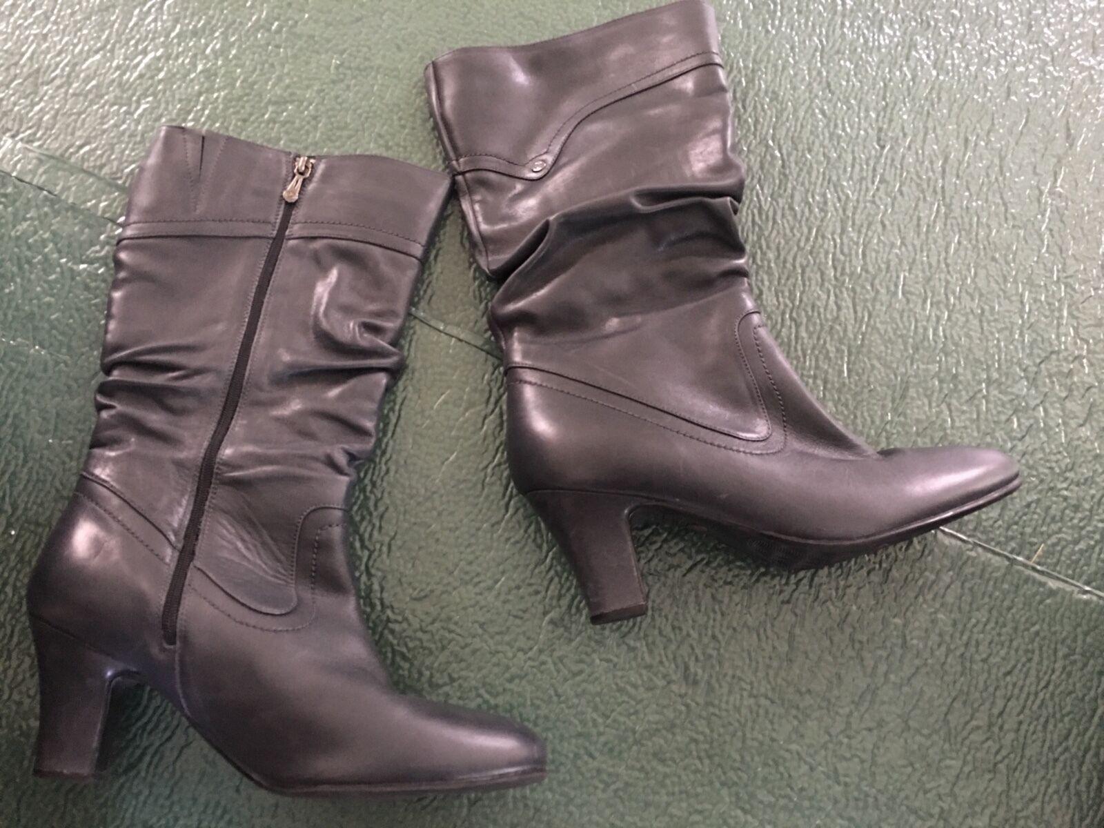 Blondo Aqua Predect Brown Boots Womens size 10