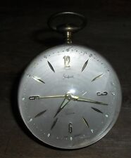 Mid century Modern Sheffield Lucite Sphere Alarm Clock
