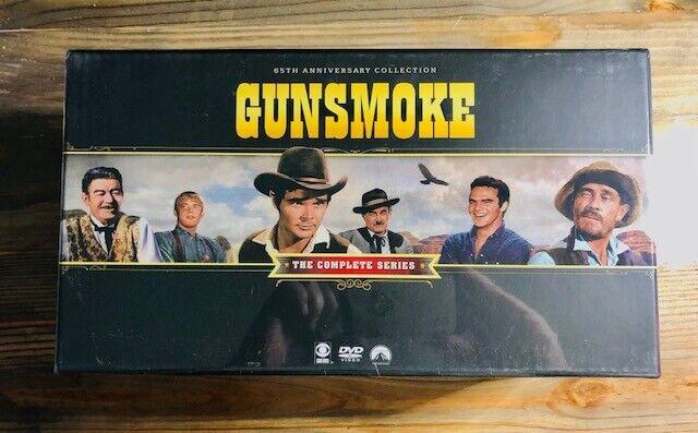 Gunsmoke Complete Series 65th Anniversary Collection DVD Box Set New Sealed USA