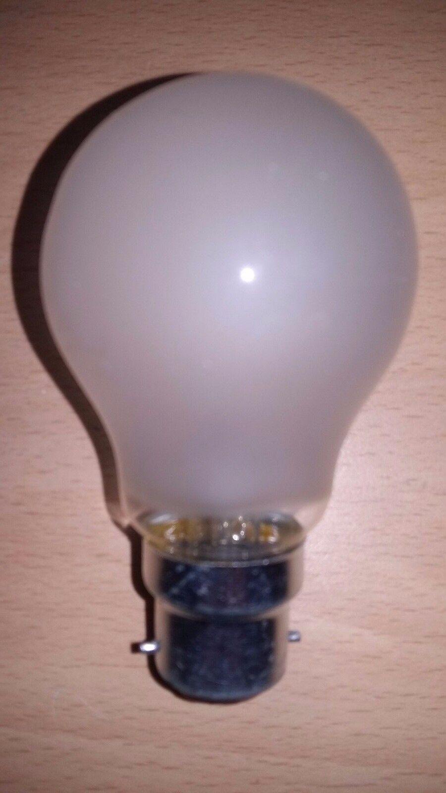 50 x 75w Frosted Pearl Opal GLS Light Bulb Lamp BC Bayonet Cap B22 Push In Bulb