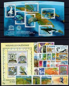 AC138653-NEW-CALEDONIA-LOT-2008-MINT-MNH-CV-114