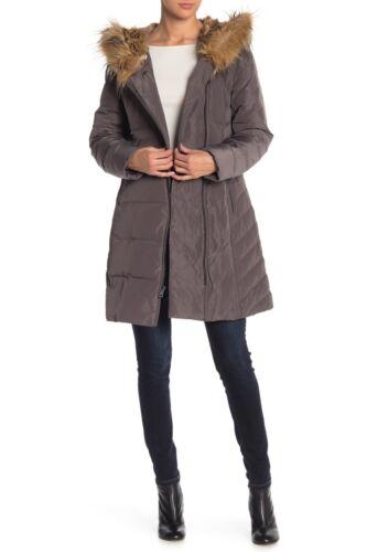 L capuche en Signature à taille Cole Haan 192113620395 Manteau femmes pour d'hiver matelassé capuche duvet à XBW6qxwg