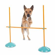 Dog Agility Equipment Jumps Kit Starter Indoor Combo Set Training Course Tunnel
