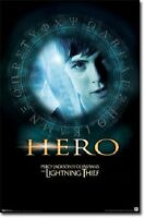2010 Percy Jackson And The Olympians Hero 22x34 Poster Free Shipping