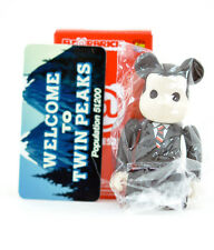 Bearbrick S21 Horror Secret Artist be@rbrick 21 Twin Peaks Laura Dale Cooper 1p