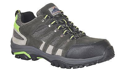 Portwest Steelite FW36 Loire Low Cut Safety Trainers / Shoes