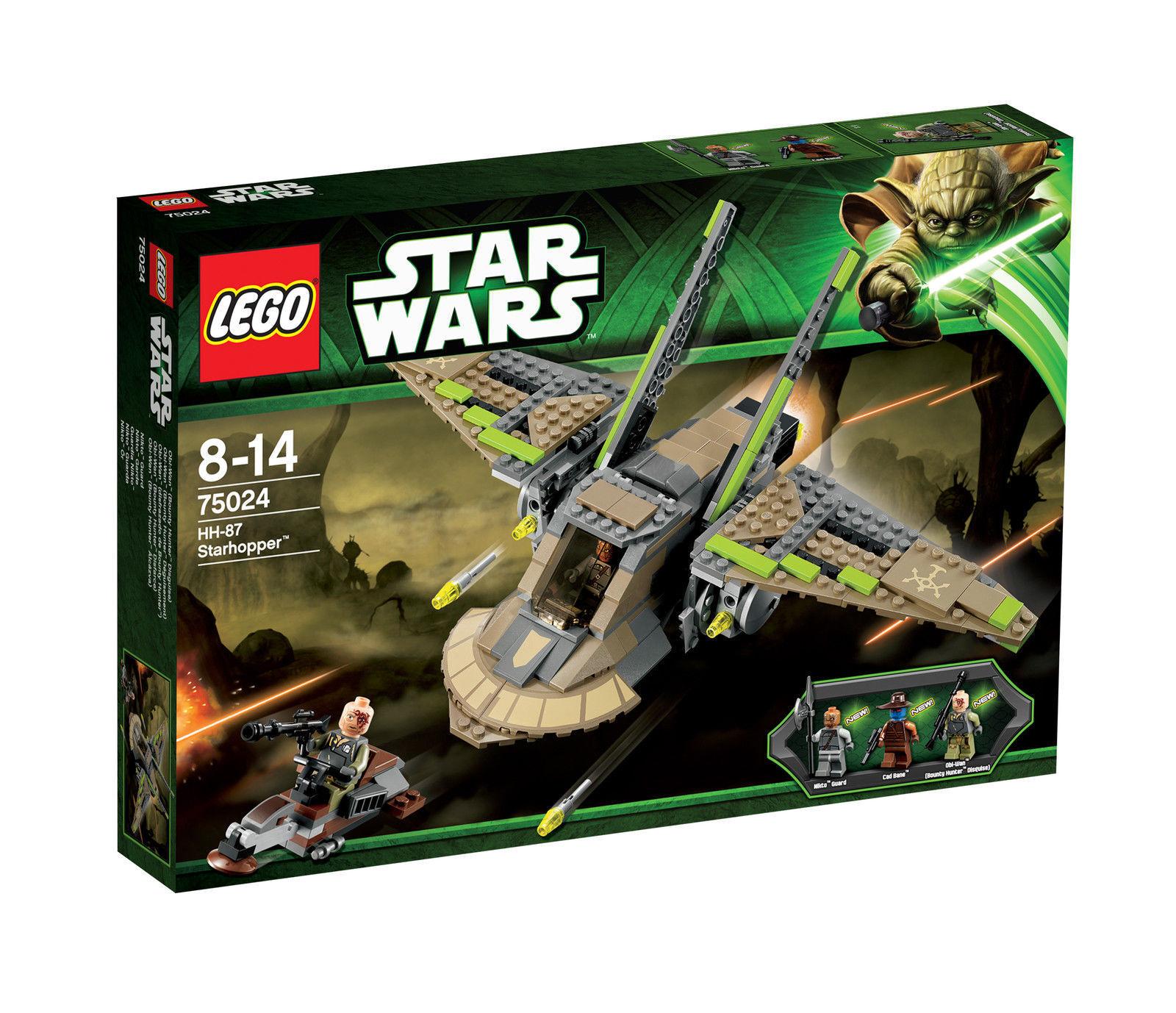 LEGO StarWars HH-87 Starhopper (75024) Neu Ovp vom Sammler