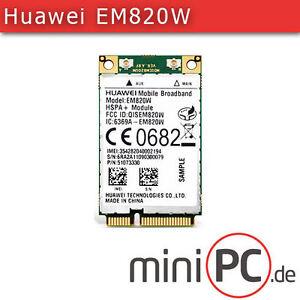 HSPA-UMTS-EDGE-Mini-PCIe-Modem-GPS-Huawei-EM820W
