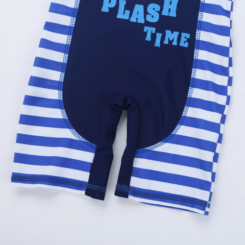 Kids Boys Girls Long Sleeve Rash Guard Swimsuit Swimwear Beach Swimming Costume