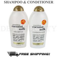 OGX Organix Coconut Milk Shampoo + Conditioner 19.5 fl oz