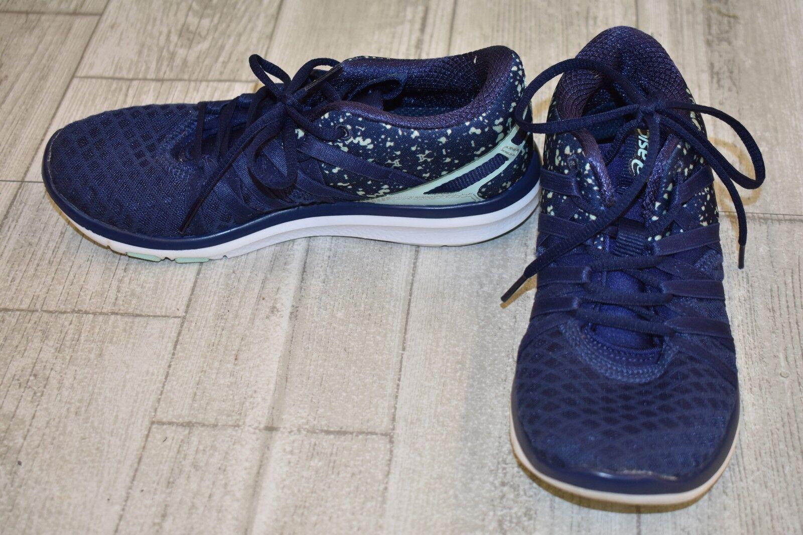ASICS Gel-Fit YUI Sneaker, Women's Size 5, Indigo Sea