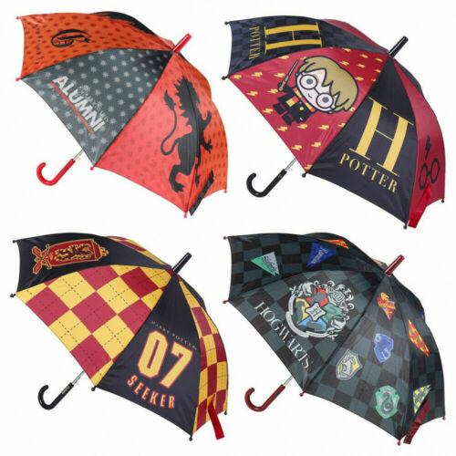 Licensed Merchandise Hogwarts Gryffindor Harry Potter Umbrellas Kids Automatic