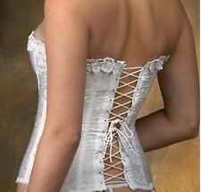 Corsette, Bustier 42 Victorian Merry Widow, from Costume Dept Bridal Wedding