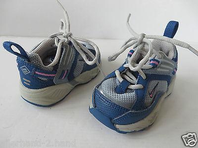 timeless design df399 f5203 NIKE # coole BABYSCHUHE Gr. 18,5 blau Jungen Schuhe Turnschuhe Sneakers  ANSEHEN   eBay