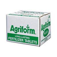 Agriform 20-10-5 Slow Release Fertilizer Tablets (500 X 21g)