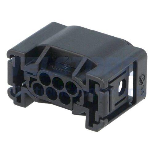 1pcs 1-967616-1 Connettore conduttore-conduttore MQS spina femmina PIN 6 TE Conn