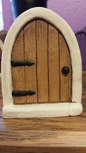 Fairy door with FAIRY Gnome door mouse door Fairy door