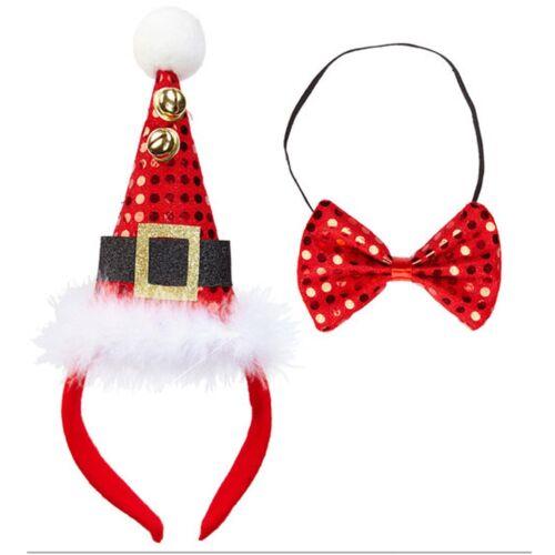 Christmas Snowflakes,Snowman,Sequin Reindeer Merry Christmas Headband FancyDress