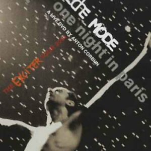 Depeche Mode - Un Night IN Paris, The Exciter Tour 2001 Neuf DVD