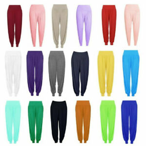 GIRLS-BOYS-HAREM-ALI-BABA-TROUSERS-BAGGY-PANTS-4-13-YEARS-KIDS-LEGGINGS-COSTUME