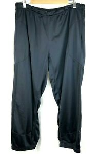 Vintage-Champion-Mens-Size-XL-Grey-Tracksuit-Bottoms-Retro-Trackies-Pants-90s