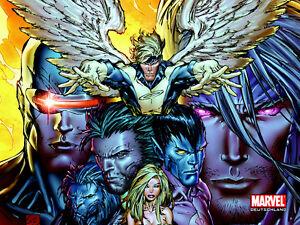 X-MEN-2001-100-134-Panini-Comic-Auswahl