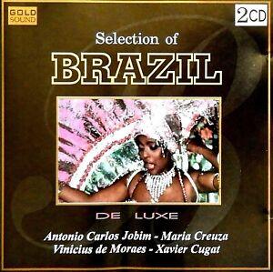 Selection-Of-Brazil-CD-Antonio-Carlos-Jobin-Maria-Creuza-Xavier-Cugat