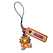 RARE Shiny Kon Loading Mascot Strap - Bleach Heat the Soul Bandai Promo Keychain