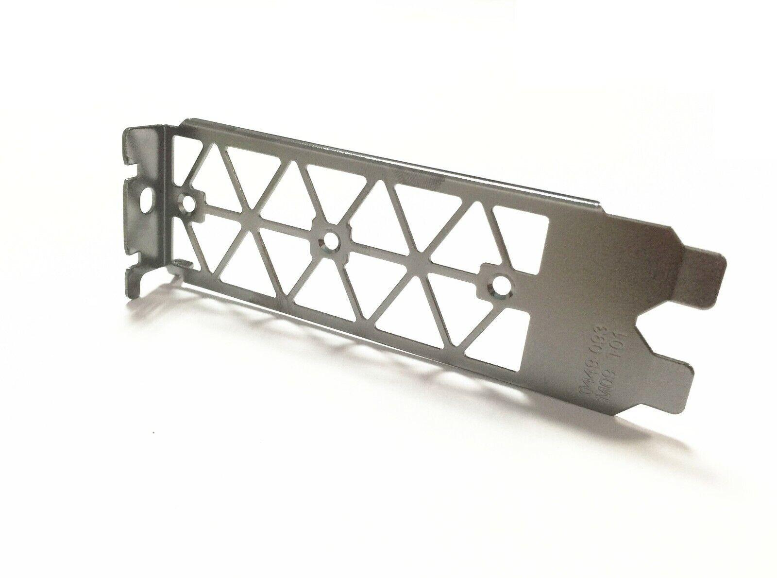 NEW Full Height Bracket for nVidia Tesla GPU P40 M60 820178-001 PK3RJ P100 V100