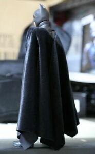 1-6-Scale-Male-Cloak-Prop-Model-Cloth-F-12-034-The-Dark-Knight-Batman-Figure-Body